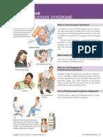 Post Concussion Syndrome