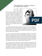 ESTUDIAR LA PERSONALIDAD DESDE LA TEORÍA DE LA CONDUCTA.docx