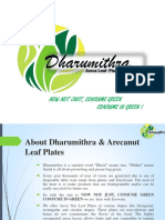 leaf plates project