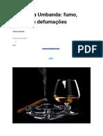 Rituais na Umbanda_ fumo, bebidas e defumações.docx