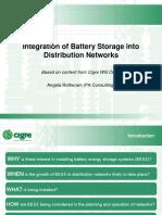 CIGRE UK March 2019 Webinar_Battery Storage