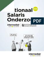 Muijen, J.J., E. Melse, Nationaal Salaris Onderzoek 2015 Full Version ISBN 9789082166613 - 20151111