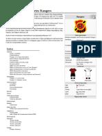 Club Social de Deportes Rangers