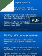 Calculo Financiero- Clase 1