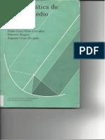 A Matemática do Ensino Médio 1 - Elon. Paulo. Eduardo. Morgado.pdf