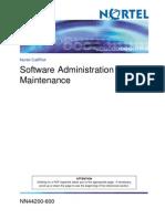 NN44200-600_01.01 - CallPilot Software Admin and Maintenance