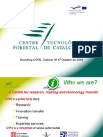 Presentation Ctfc