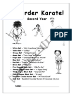 06F46D142D5918B0829A079EBF81A0FE.recorder Karate Method Book Second Year