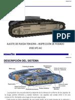 Ajuste de Rueda Tensora - Inspección de rodado.pdf