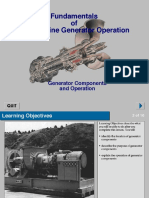 7- Generator Components and Operation