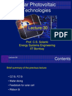 EE 555 - Renewable Energy Systems - Hassan Abbas Khan