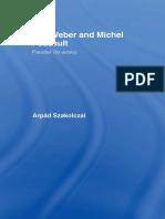 Szakoczai - Foucault y Weber (libro).pdf