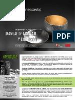 Expoartesanias 2017 Manual Montaje
