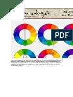 Combinatia culorilor