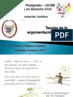 UCSM Teorías de La Argumentación