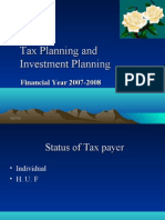Planning for Tax and Investment 202