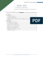 ALEGO 2018 Policial Legislativo - Programa VERTICALIZADO.pdf