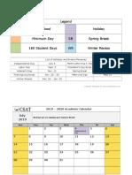 ocsat academic-calendar