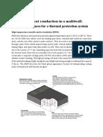 Ex_1 High-temperature reusable surface insulation (HRSI)