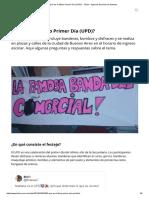 ¿Qué Es El Último Primer Día (UPD)_ - Télam - Agencia Nacional de Noticias