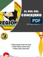 Rol Del Consejero