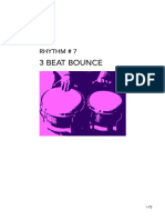 36. Lesson 15 - Rhythm 7 - 'Three Beat Bounce'