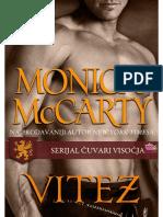 8 Monica McCarty - Vitez