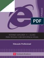 Apostila - Internet Explorer 11 - 2017