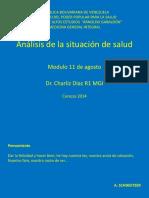 Análisis de La Situación de Salud 11 CMP 11 de Agosto