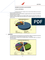 Management Discussion Analysis Report -2013- 2014