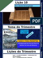 Licao 4 - 1T - 2019 - CPAD 16x9