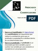 Predicados y Cuantificadores Iacc2019