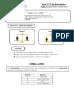 Guía Nº6 - Sistemas de Inecuaciones v.2