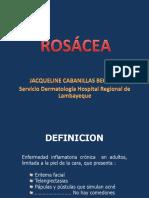 Clase 4 - Rosácea