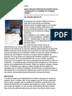Leyendas y Mitos de La Pampa