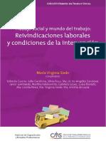 II. Reivindicaciones Laborales y Condiciones de La Intervencion WEB