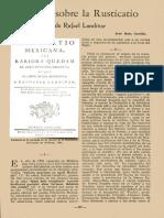 Temas sobre la Rusticatio de Rafael Landívar..pdf