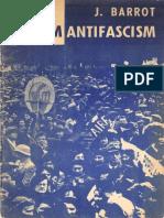 Barrot Jean. Fascism-Antifascism. Edmonton