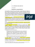 Tipos Textuales, López Casanova