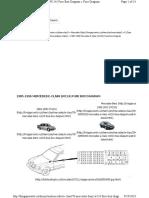 fuse diagram w124 headlamp hvac Electrical Fuse Box