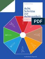 Hinze Acht Schritte Zur Achtsamkeit Leseprobe ISBN 978-3-525-40432-4