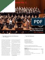 Mahler - NY Philharmonic - Symphony No. 2