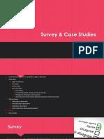 Psychology IB Survey & Case Studies