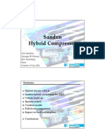 Presentation - Sanden Hybrid Compressor