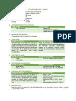 Estudio de Caso Clinico en paciente policontuso