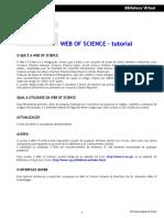 Tutorial WebofScience20050708