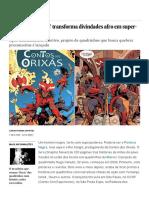 'Contos dos Orixás' transforma divindades afro em super-heróis de gibi _ Cultura _ EL PAÍS Brasil.pdf