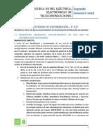 Lienamiento SDS II 27127