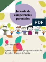 Jornada Para Padres de Parentalidad Positiva 2do Ciclo