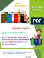 Exponer - Residuos Solidos - Marzo-19